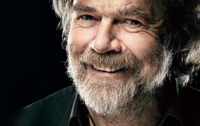 Reinhold Messner in Bamberg